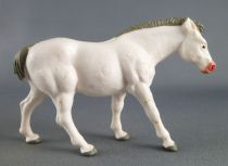 Starlux - The Farm - Animals - Horse white (without base) (Series 60 ref 2541)