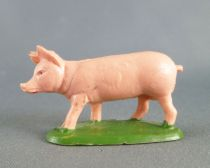 Starlux - The Farm - Animals - Pig (baby) (series 53/54 ref 522)