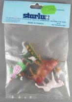 Starlux - The Farm - Bag of 6 Pieces Farmer Animals Mint Condition 04