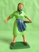 Starlux - the farm - farmer woman (series 59 ref 510)