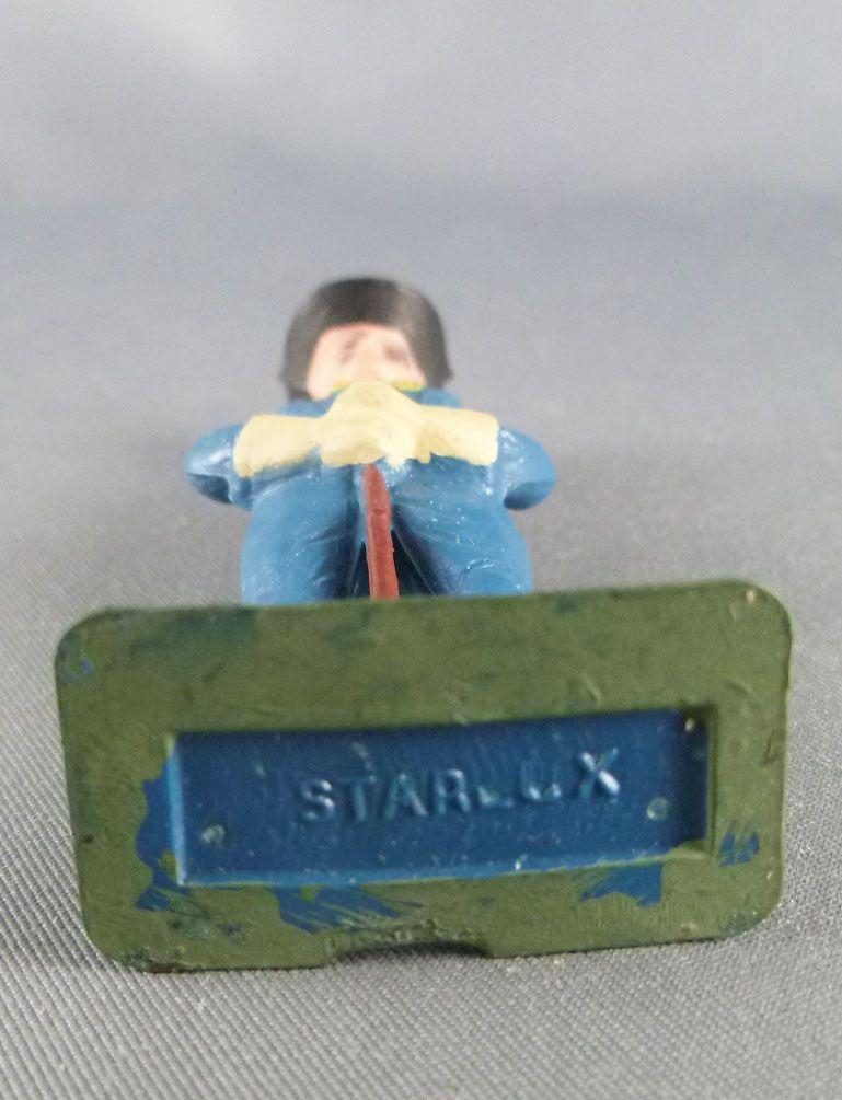 Starlux - Tuniques Bleues - Piéton Fusil au Repos (réf TB6)