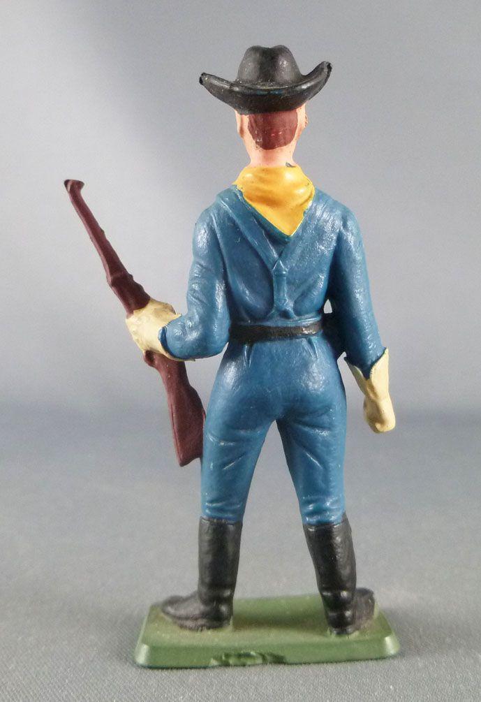 Starlux - Tuniques Bleues - Piéton fusil main gauche (réf TB5)