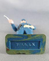 Starlux - Tuniques Bleues - Piéton Revolver Main Droite (réf TB9)