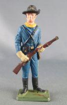 Starlux - Tuniques Bleues - Série Décor Spécial - Piéton Fusil Devant & Gourde(réf TBS8)