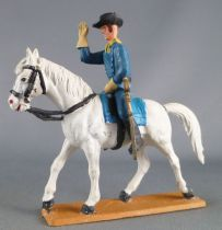 Starlux - Us Cavalry - Mounted Officer (ref CTB1)