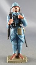 Starlux - WW1 - French - rifle on shoulder brown boots (ref P1)