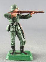 Starlux 30mm - Militaire - Allemand WW2 Tireur Fusil Debout (réf MV 7)