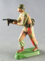Starlux 30mm - Militaire - Commando Mitraillette Devant (réf 1332) 1