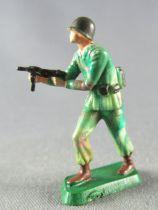 Starlux 30mm - Militaire - Commando Mitraillette Devant (réf 1332) 3