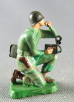 Starlux 30mm - Militaire - Commando Radio (réf 1321)