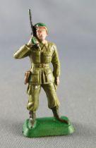 Starlux 30mm - Militaire - Etat-Major (tenue para) officier radio (réf MP 1368)