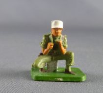 Starlux 30mm (1/55°) - Army - Legion fighting machine gunner (ref 1184)