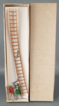 Starlux 40mm - Middle Age - Box N°5 Footed ladder 2 Climbers (ref R 6063 R 6064 )