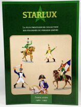 STARLUX. The most prestigious collection of First Empire figurines (GUILLOT Philippe et Romain, PILLON Claude)