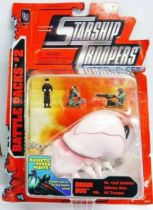 Starship Troopers - Galoob - Action Fleet Battle Pack #2