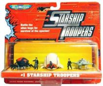 Starship Troopers - Galoob - Micro Machines Collection #1