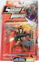 Starship Troopers - Galoob - Sugar Watkins (Cyber Commando)