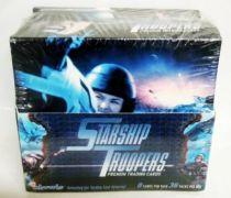 Starship Troopers - Inkworks - Premium Trading Cards Set