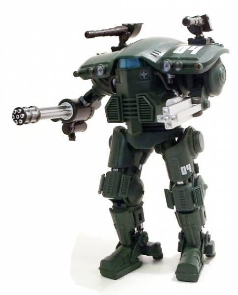 Starship Troopers - Yamato - MARAUDER Power Armor 20cm ...
