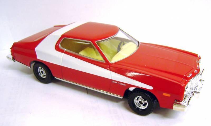 Starsky & Hutch - Corgi / Atlas Editions - Ford Gran Torino 1:36 Scale (Mail-Order)