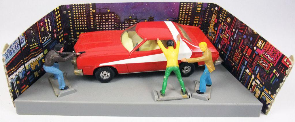 Starsky & Hutch - Corgi Ref.292 - Ford Gran Torino 1/36ème avec figurines (occasion)