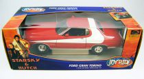 Starsky & Hutch - ERTL / Joyride - Ford Gran Torino 1/18ème (occasion en boite)