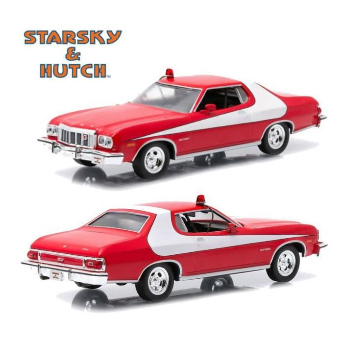 Starsky & Hutch - Greenlight Hollywood - 1:24 scale 1976 Ford Gran Torino (diecast)
