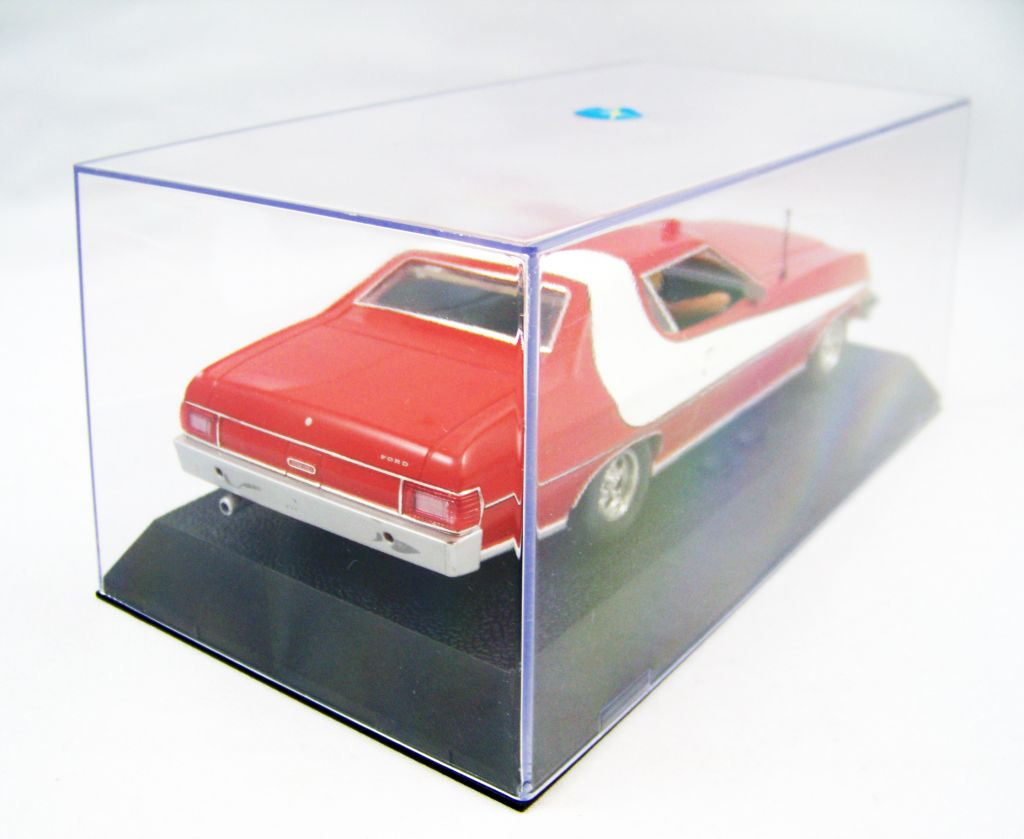 Starsky & Hutch - Scalextric - Ford Gran Torino 1976 1-32ème (avec figurines de Starsky & Hutch) 04