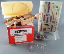 Starter Porsche 956 Liqui Moly Spa 1983 Kit Résine 1/43 Neuf Boite