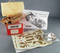 Starter Porsche 956 Warsteiner Norisring 1983 Kit Résine 1/43 Neuf Boite