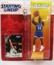 Starting Lineup - Basket Ball - 1994 Dallas Mavericks Jim Jackson
