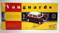 Steve McQueen - Austin Mini Cooper S (by Vanguards) 1/43ème - Corgi Celebrity Classics