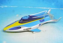 Stingray - Konami - 4\'\' Stingray (loose)