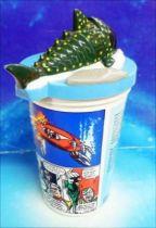 Stingray - Pizza Hut Collectible Plastic Cups - Terror Fish
