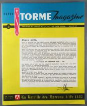 Storme - Revue Périodique de Contact - Storme Magazine n°02