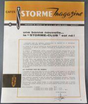 Storme - Revue Périodique de Contact - Storme Magazine n°04