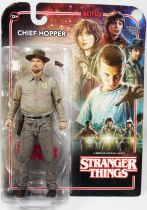 "Stranger Things - McFarlane Toys - Chief Hopper 6"" scale action-figure"