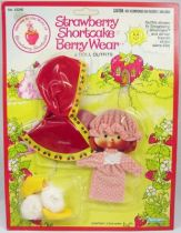 Charlotte aux fraises - Tenues Berry Sleepy & Berry Rainy Day