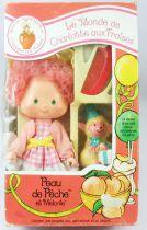 Strawberry Shortcake - Party Pleasers Peach Blush & Melonie Belle - Meccano