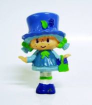 Strawberry shortcake - Pvc figure (Loose) - Blueberry Muffin with a berry basket
