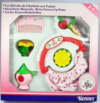 Strawberry Shortcake Berry Grown up Purse - Role play accessory - Kenner