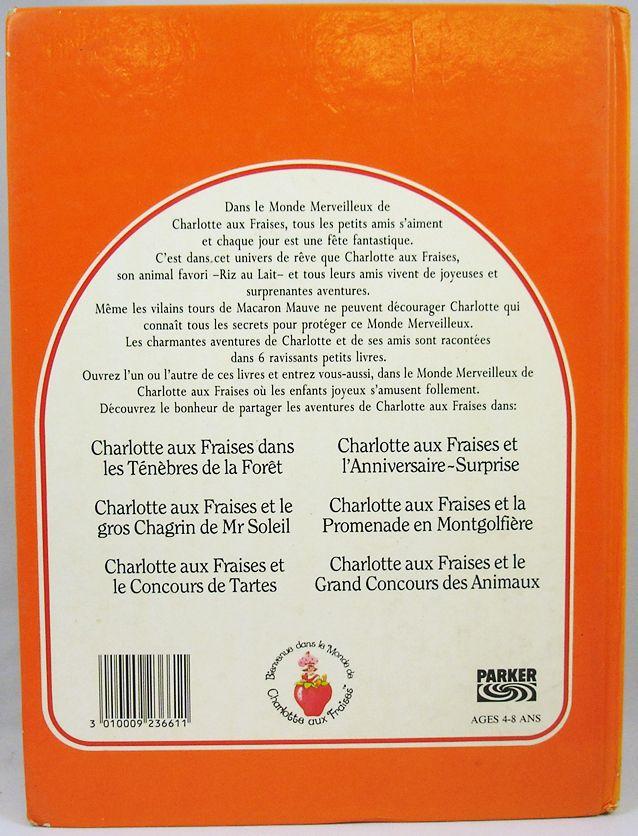 Charlotte aux Fraises dans le Ténébres de la Forêt - Kenner (1)