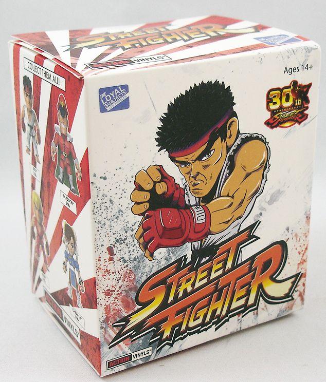 Street Fighter - Action-Vinyl The Loyal Subjects - Blanka