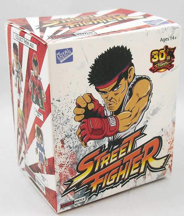 Street Fighter - Action-Vinyl The Loyal Subjects - Vega