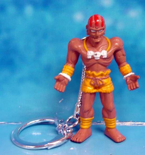 Street Fighter II - Figurine porte clé Dhalsim - Capcom