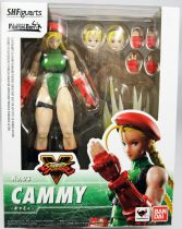 Street Fighter V - Bandai S.H.Figuarts - Cammy