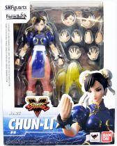Street Fighter V - Bandai S.H.Figuarts - Chun-Li