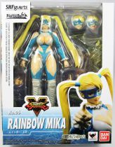 Street Fighter V - Bandai S.H.Figuarts - Rainbow Mika