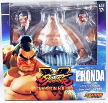 Street Fighter V - Storm Collectibles - E.Honda 1:12 scale figure