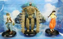 Studio Ghibli - Laputa (Castel in the Sky) - PVC Figures Set  (Collection V) Cominica